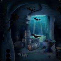 دانلود Blue Treasury Cave Escape v1.0.7 بازی فرار از غار گنج ها اندروید