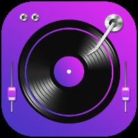 دانلود DJ Virtual Mixer Player Studio v1.0.6 نرم افزار دی جی مجازی اندروید