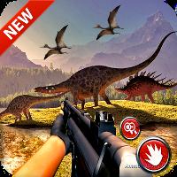 دانلود Dinosaurs Hunter v2.0.2 بازی شکارچی دایناسور اندروید