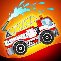 دانلود Fire Fighters Racing v1.25 بازی ماموران آتش نشانی اندروید