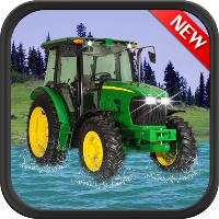 دانلود Off-Road Tractor Farmer Cargo v1.0 بازی آفرود تراکتورهای بارکشی مزرعه دار اندروید