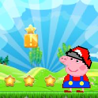 دانلود Pepa Pige Amazing Adventure v3.0 بازی ماجراجویی های شگفت انگیز اندروید