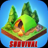 دانلود Sandbox Survival 3D v1.0 بازی سه بعدی بقا در جعبه شنی اندروید