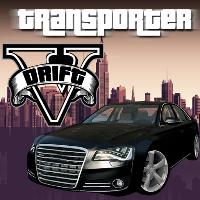 دانلود Transporter Drift V v1.3 بازی مسابقه ای دریفت  اندروید