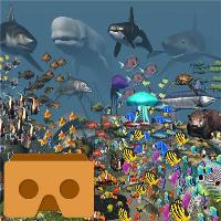 دانلود VR Ocean Aquarium 3D V1.0.9 بازی واقعیت مجازی آکواریوم اقیانوسی اندروید