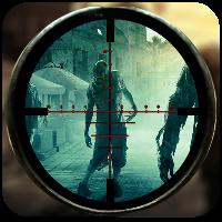 دانلود Zombie Shooter: Sniper 3D v5.2.3 بازی تک تیر انداز-تیر اندازی به زامبی ها اندروید