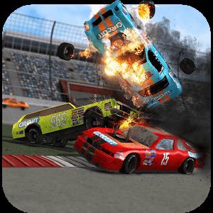 دانلود Demolition Derby 2 v1.3.02 بازی دربی ویرانگر اتومبیل ها اندروید