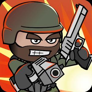 دانلود Doodle Army 2 : Mini Militia 4.2.8 بازی ارتش نادان ها ۲:نیروهای نظامی کوچک اندروید