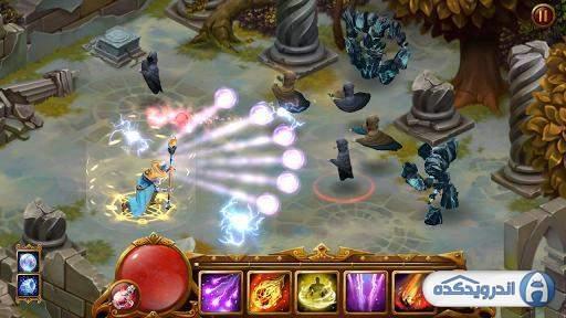 Guild of Heroes fantasy RPG2 - دانلود Guild of Heroes – fantasy RPG v1.70.8 بازی نقش آفرینی در گروه قهرمانان اندروید