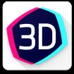 دانلود Hologram Background Premium 1.0.10 مجموعه والپیپر سه بعدی اندروید