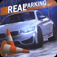 دانلود Real Car Parking 2017 Street 3D v2.6 بازی سه بعدی پارک ماشین در پارکینگ خیابان اندروید
