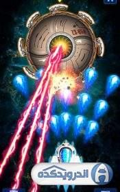 دانلود Space Shooter : Galaxy Shooting 1.517 بازی تیراندازی اندروید + مود