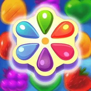 دانلود Tasty Treats 15.0 بازی پازلی میوه ها و غذاهای خوشمزه اندروید