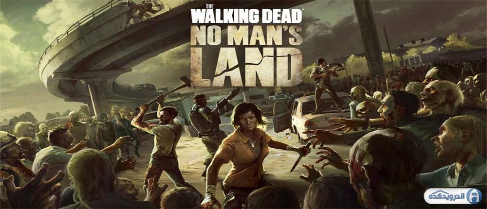 دانلود The Walking Dead No Man's Land 4.1.0.199 بازی مردگان متحرک اندروید