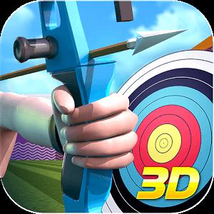 دانلود Archery World Champion 3D 1.5.3 بازی سه بعدی مسابقات تیر اندازی قهرمانی جهان اندروید
