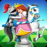 دانلود Knight Saves Queen v1.1.0 بازی پازلی نجات ملکه توسط شوالیه اندروید