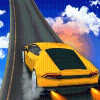 دانلود Impossible Car Driving Tracks v1.0 بازی رانندگی در مسیرهای غیر ممکن اندروید