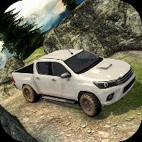 دانلود Offroad Hilux Hill Climb Truck v1 بازی آفرود رانندگی در تپه ها با هایلوکس اندروید