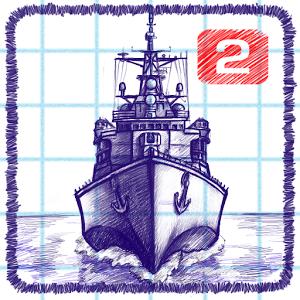 دانلود بازی Sea Battle 2 2.4.5 اکشن جنگ دریایی 2 اندروید + مود