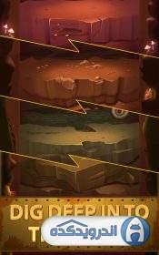 دانلود Deep Town: Mining Factory 4.8.8 بازی شهر عمیق:کارخانه معدن اندروید