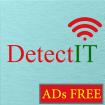 دانلود DetectIT Device and Camera Detector ADs FREE 1.0 برنامه پیدا کردن مکان دوربین های مدار بسته اندروید