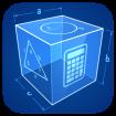 دانلود Geometry Calculator 2.4 نرم افزار ماشین حساب مهندسی اندروید