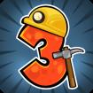 دانلود بازی Pocket Mine 3 v7.4.1 معدنچی گنج ۳ اندروید+مود