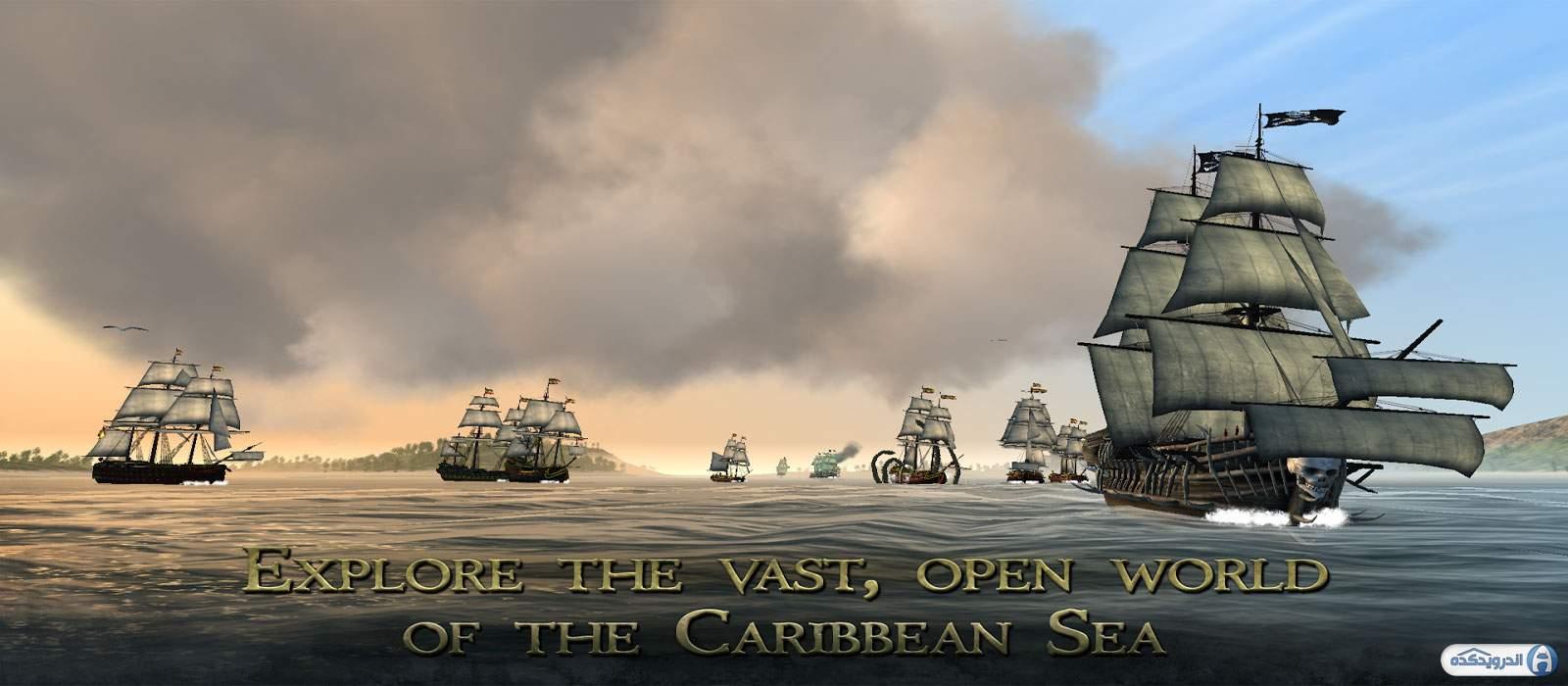 دانلود The Pirate: Plague of the Dead 2.9 بازی دزدان دریایی:طاعون مرگ اندروید