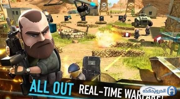 دانلود WarFriends 4.2.1 بازی تیر اندازی جنگ دوستان اندروید