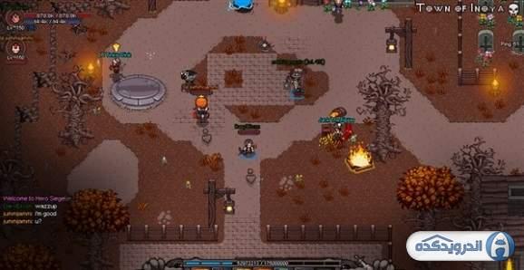دانلود 5.3.19 Hero Siege: Pocket Edition بازی نقش آفرینی محاصره قهرمان اندروید