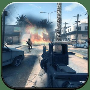 دانلود Gunner Battle Commando Attack 5.58 بازیجنگ مسلحانه تکاور اندروید