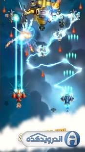 دانلود HAWK: Freedom Squadron 32.0.23538 بازی حمله هوایی برای آزادی اندروید