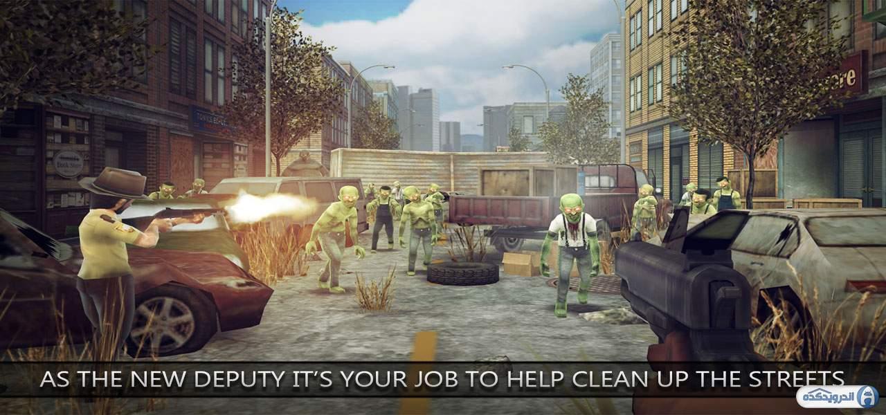 دانلود Last Hope Sniper – Zombie War 3.21 بازی جنگ زامبی اندروید