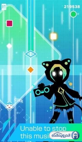 دانلود Project: Muse 4.6.5 بازی سرگرم کننده موزیکال اندروید