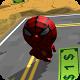 دانلود ۳D Spider Cat Man Run Game 1.0 بازی مرد عنکبوتی اندروید