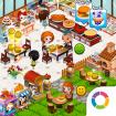 دانلود Cafeland – World Kitchen 2.1.64  بازی آشپزخانه جهانی اندروید + مود