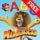 دانلود Madagascar: My ABCs Free 1.2.0 بازی ماداگاسکار:حروف الفبای انگلیسی من اندروید