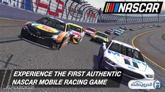 دانلود NASCAR Heat Mobile v4.0.4 بازی ماشین سواری نسکار  اندروید
