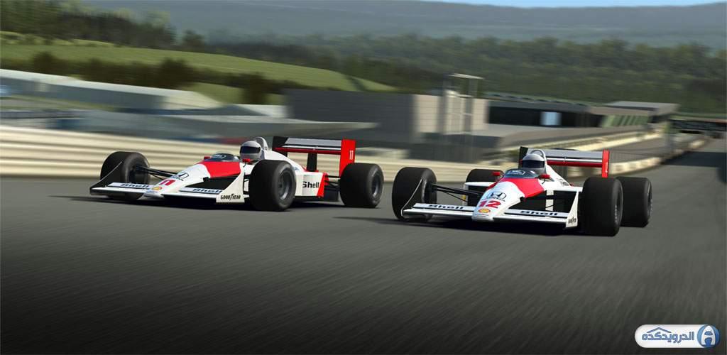 دانلود مستقیم بازی مسابقات واقعی - Real Racing 3 v9.5.0 + همه چیز بی نهایت اندروید