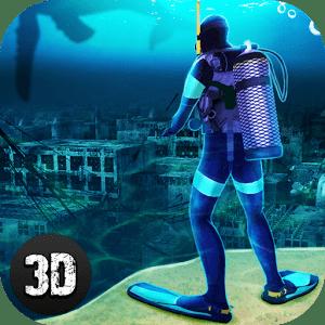 دانلود Underwater Survival Sim – ۲ v1.2.0 بازی شبیه سازبقا در زیر دریا اندروید