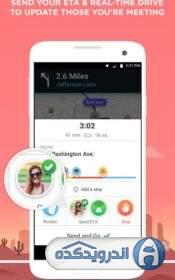 دانلود Waze – GPS, Maps & Traffic 4.66.0.0   برنامه ترافیک و جهت یابی اندروید