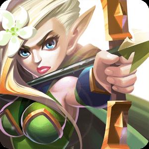 دانلود Magic Rush: Heroes 1.1.165 بازی  جادویی قهرمانان اندروید