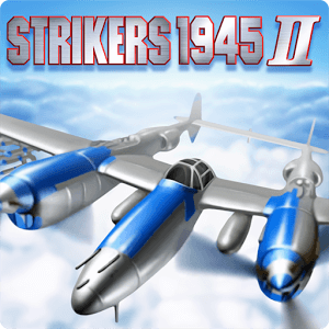 دانلود STRIKERS 1945-2 v2.0.7  بازی نبرد با هواپیما ها اندروید + نسخه مود