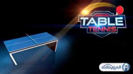 دانلود Table Tennis 3D Live Ping Pong 1.2.5  بازی تنیس روی میز اندروید