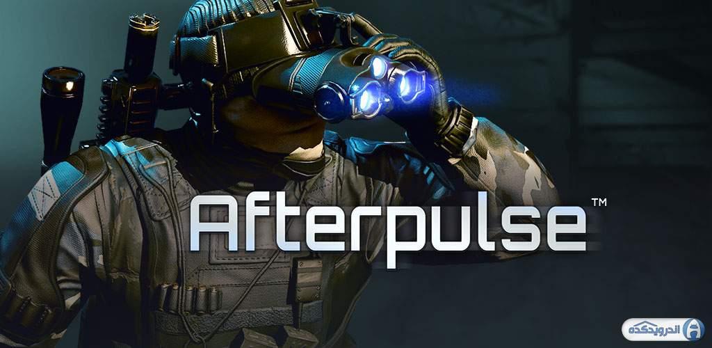دانلود Afterpulse 2.9.8 بازی اکشن افترپالکس اندروید