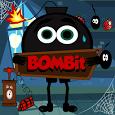 دانلود BOMBit – platform game v0.9 بازی آرکید بمب اندروید