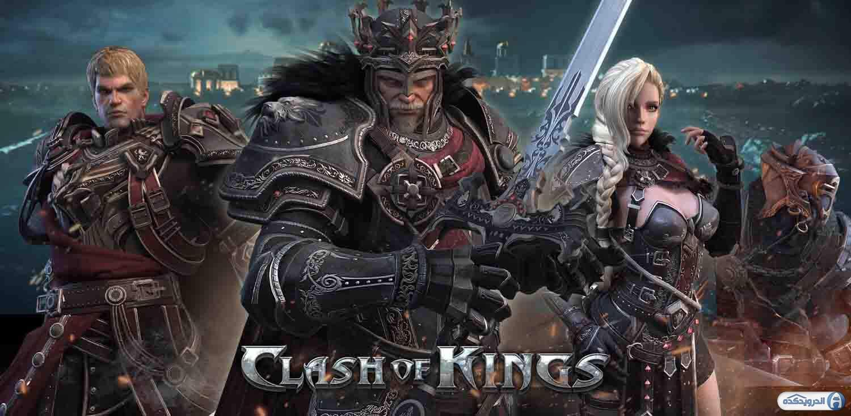 دانلود Clash of Kings 7.10.0 بازی نبرد پادشاهان اندروید