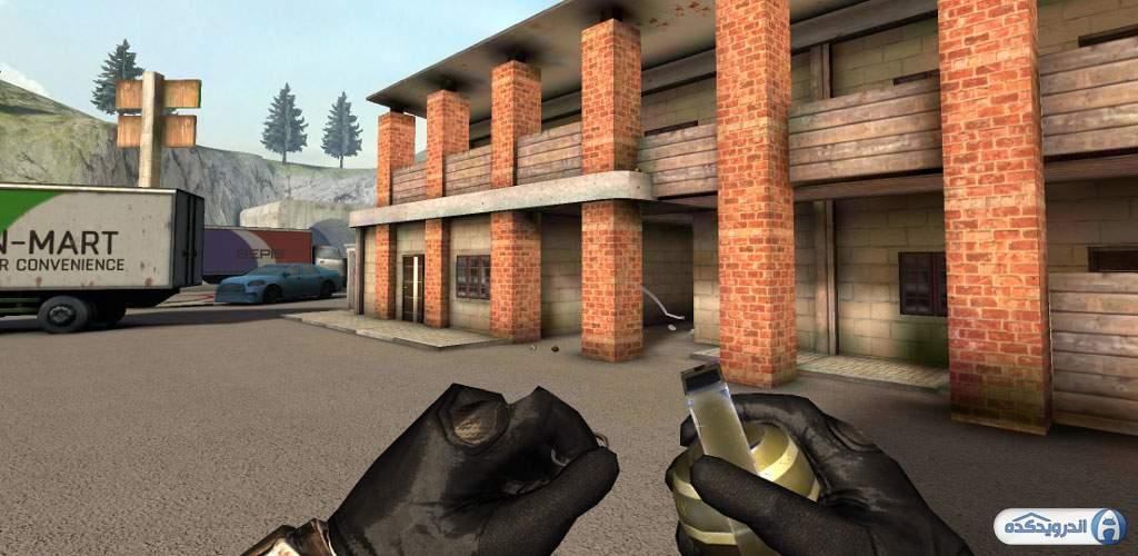 دانلود Forward Assault 1.2021  بازی اکشن حمله  اندروید