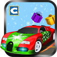 دانلود I8 vs Veyron Snow Drift Racing Sim v1.0 بازی رانندگی در جاده ی برفی اندروید