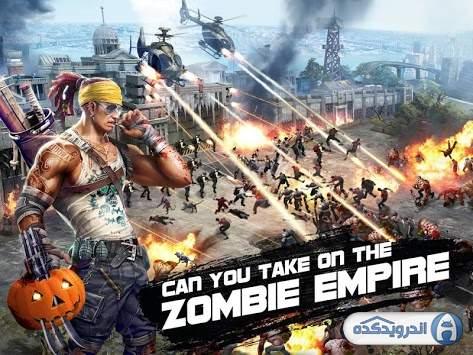 دانلود Last Empire-War Z:3D 1.0.348 بازی آخرین امپراتوری  اندروید